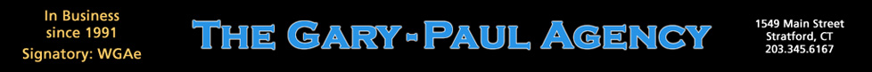 the gary paul agency logo